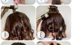 Long Hair Updo Hairstyles For Over 60