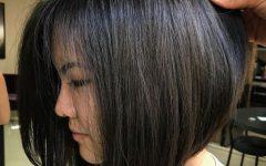 Elongated Bob Asian Hairstyles