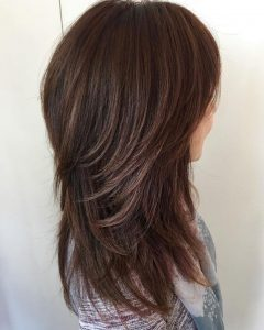 Perfect Sweeping Long Shag Hairstyles