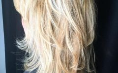 Soft Voluminous Blowout Long Shag Haircuts