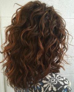 Layered Haircuts for Thick Wavy Hair