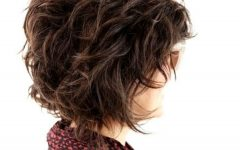 Flawless Curls Shag Haircuts
