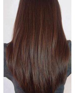 Classy Layers For U-Shaped Haircuts