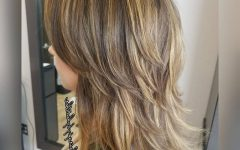 Chic Medium Shag Hairstyles