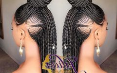 Jalicia Cornrows Hairstyles