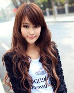 Korean Cute Girls Latest Hairstyles