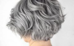 Medium Haircuts for Coarse Gray Hair