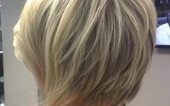 Short Layered Blonde Hairstyles