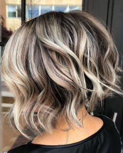 Choppy Bob Hairstyles With Blonde Ends