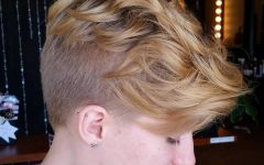 Bed Head Honey Mohawk Hairstyles
