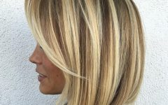 White Blonde Bob Haircuts for Fine Hair