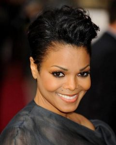 Short Hairstyles For African American Women With Round Faces