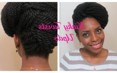 Wedding Hairstyles With Kinky Twist