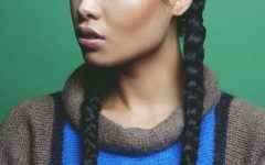 Side French Cornrow Hairstyles