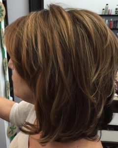 Medium Haircuts Styles With Layers