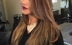 Sleek, Straight Tresses for Long Hairstyles