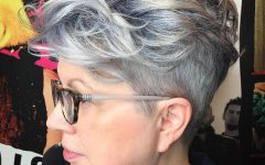 Pixie Undercut Hairstyles for Women Over 50