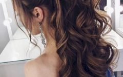 Wedding Hairstyles For Long Layered Hair