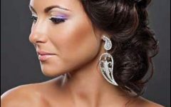 Black Bride Updo Hairstyles
