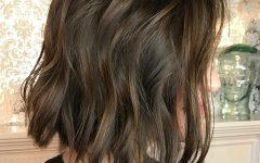 Effortless Balayage Bob Hairstyles