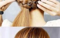 Artistically Undone Braid Hairstyles