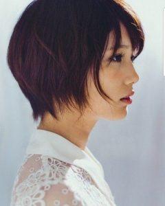 Ragged Bob Asian Hairstyles
