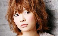 Cute Asian Hairstyles for Round Faces