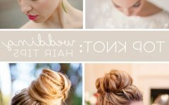 Knot Wedding Hairstyles