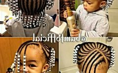 Beaded Pigtails Braided Hairstyles