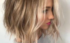 Short Bob Hairstyles with Balayage Ombre