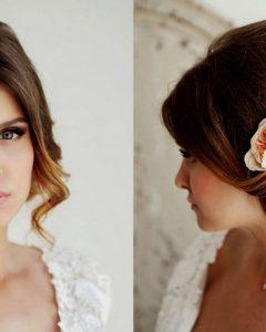Beach Wedding Hair For Bridesmaids