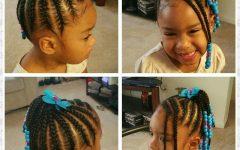 Beaded Bangs Braided Hairstyles