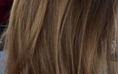 Honey Kissed Highlights Curls Hairstyles