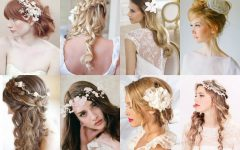 Wedding Guest Hairstyles For Long Hair With Fascinator