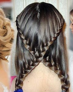 Wedding Braided Hairstyles For Long Hair