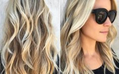 Long Hairstyles Beach Waves