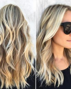 Related About Long Bob Hairstyles Beach Waves