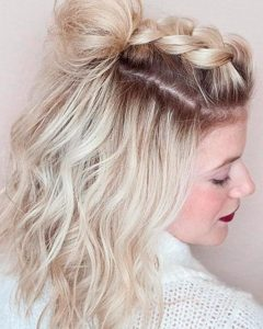 Cute Short Hairstyles For Homecoming