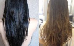 Long Hairstyles V Cut