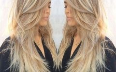 Long Blonde Hair Colors