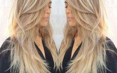 Long Blonde Hair Colors