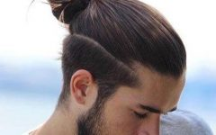 Long Hairstyles Knot