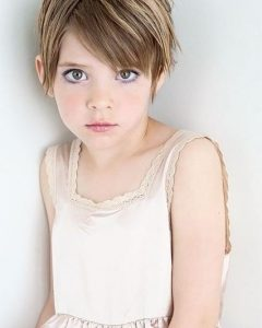 Little Girl Short Hairstyles Pictures