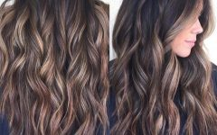 Long Hairstyles and Colours