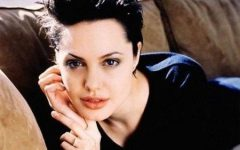 Angelina Jolie Short Hairstyles