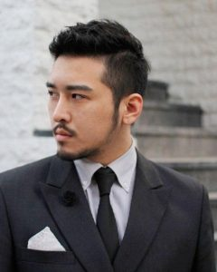 Short Asian Haircuts for Men