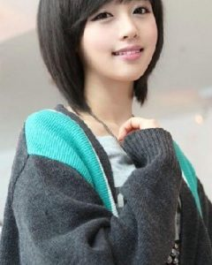 Cute Korean Hairstyles For Short Hair
