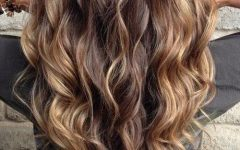 Long Hairstyles Balayage