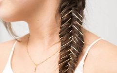 Long Hairstyles Using Bobby Pins