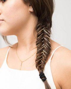 Long Hairstyles Using Bobby Pins